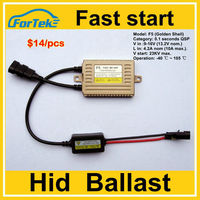 2014 new product china supplier fast start x5 hid ballast