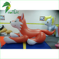 Best PVC Orange Inflatable Sexy Husky Dog , Hongyi Toys Sex Inflatable For Sale