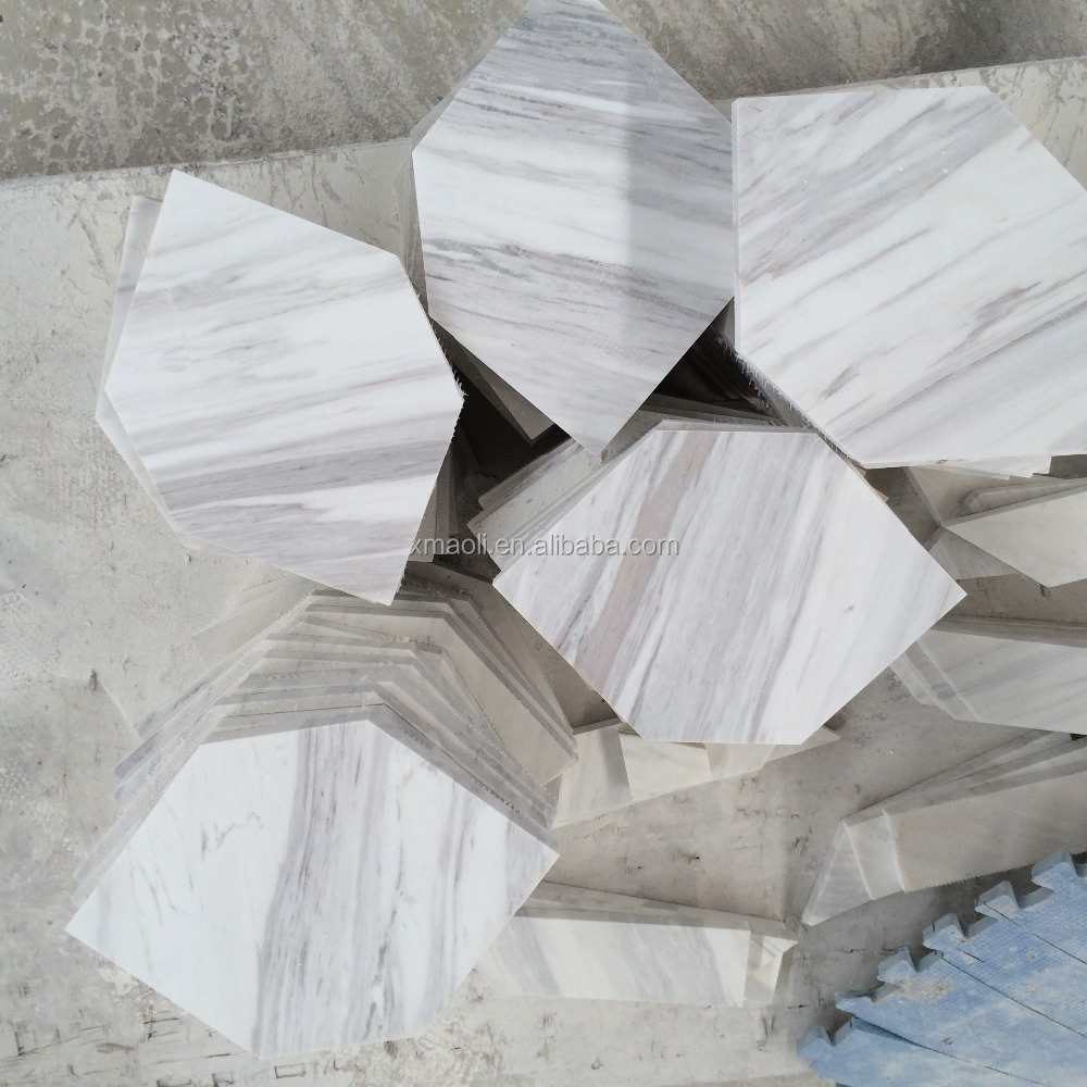 volakas white marble plates for sale