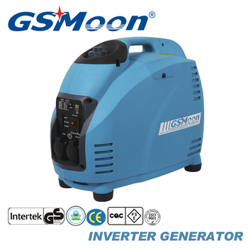 3.5kw digital portable silent inverter camping home generator with CARB PSE certificate