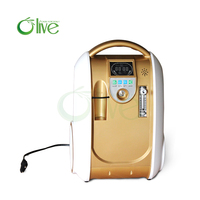 Low sound imported France molecular sieve oxygen concentrator portable OLV-B1