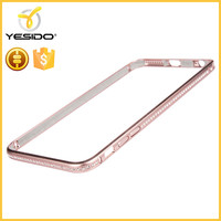 Luxury protective cell phone case for iphone 6/6s