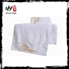Brand new blue towels with high quality