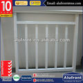beautiful design aluminum railing for balcony