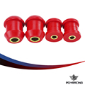 PQY RACING - FRONT LOWER CONTROL ARM BUSHINGS For Honda Civic 1992-1995 For Acura Integra 1994-2001 PQY-CAB08-1