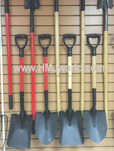 Types of Iron Y Grip Shovel with long handle best selling