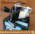 Portable Air Compressor Kit Mini Portable DC12V Multi-Use Heavy-Duty