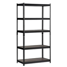 5 tier metal shelving with bolts and nuts metal storage <strong>shelf</strong>