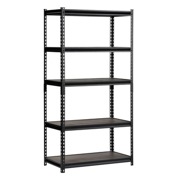 5 tier metal shelving with bolts and nuts metal storage shelf