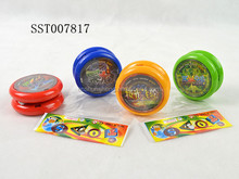 6 cm magic plastic promotional toy <strong>yoyo</strong>