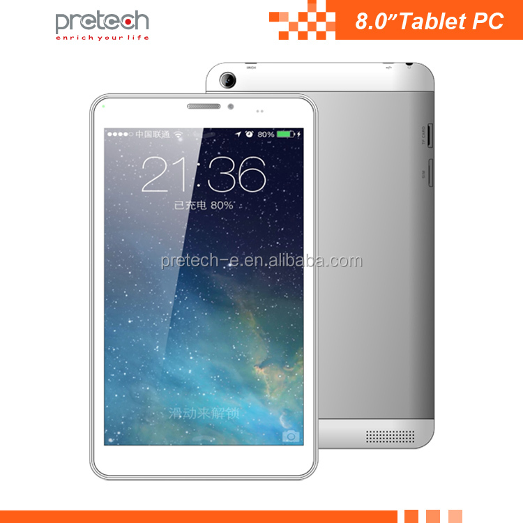 8'' 4G MTK8735M quad core tablet,1+8G,800*1280IPS,3500MAH