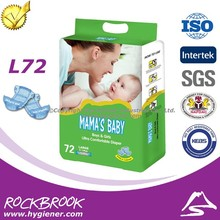 Top Quality Jumbo Package Wetness Indicator Available Disposable Zorbit Nappy Manufacturer from China