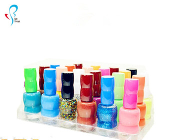 cute packing wholesale colorful color gel nail polish