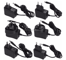 High quality switching power supply 12v 1.25a 1.5a 1250ma 1500ma ac dc adapter 15w 18w power supply adapter