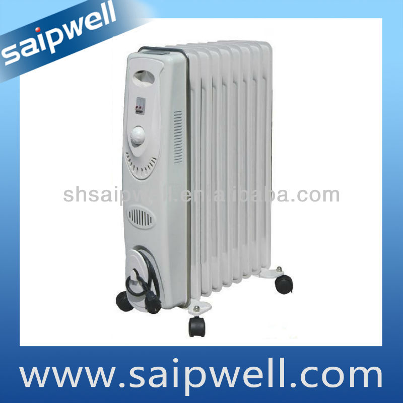 OIL FILLED RADIATOR HEATER (WITH FAN)