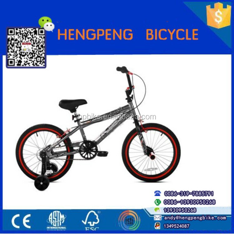 Chinese Made Aluminum Rear Carrier Children Bicycle/Kids Bike For Sale