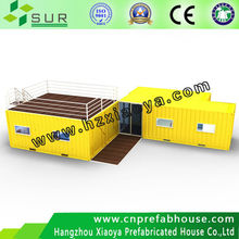 Flat Pack Container House for store /portable and mobile container house
