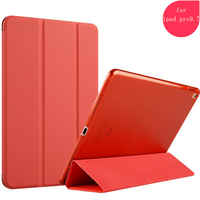 Wholesale bulk buying Folding Leather Stand Tablet Cases For 2017 new iPad, Smart Cover For iPad Pro 9.7 Case