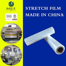 tyres wrap of PE Stretch Film/hand wrap film/made in china