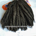 flame retardant kinky twist braids kinky twist BLACK 120GR
