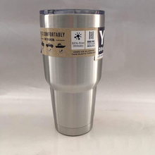 Ye-ti 20oz 30oz Tumbler Travel Cup yetis /Double Wall Vacuum Nyeti rambler Travel Mug