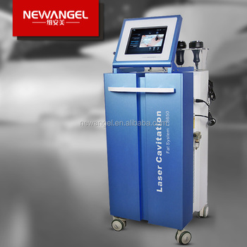 LS650 lipo laser radio frequency 6in1 40k cavitation ultrasonic machine