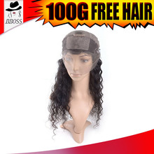 180% density Maintain style long time full lace human hair wigs for black women