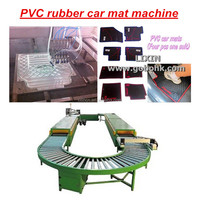 Plastic Car Mat Production Line Rubber