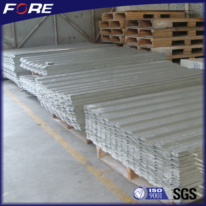 Manufacturer direct supply roof tile, FRP building materials roofing tile