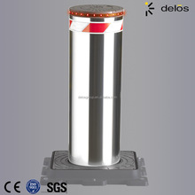 Steel Pipe Hydraulic Retractable Bollards