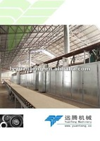 gypsum board factory
