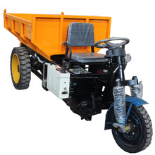 export to Europe advanced drive technology mini dumper/three wheel cargo motorcycles