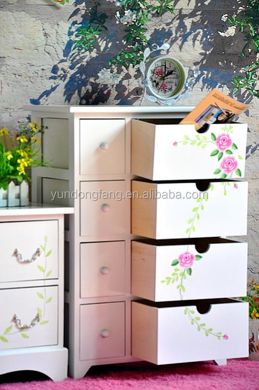 2015 hete verkoop massief houten opbergkast voor woonkamer meubels