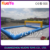 inflatable water volleyball court for water sport games fence for volleyball court