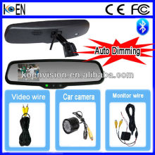 Car Auto Dimming Rearview Mirror For Peugeot 207