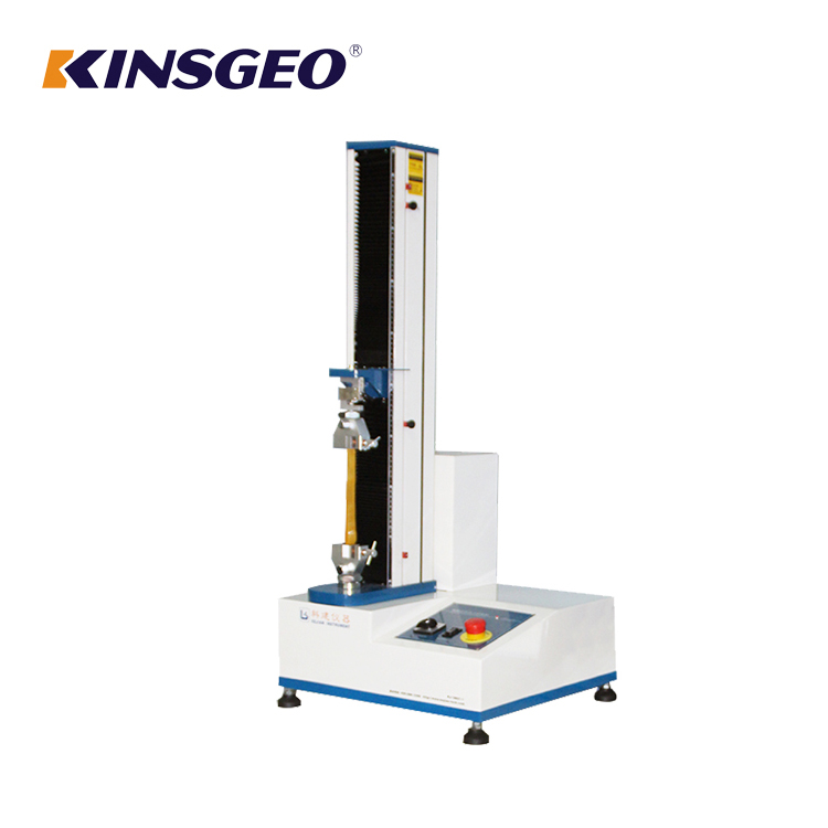 Best selling universal supply tensile testing machine for rigid plastics and films, elastomers, textiles