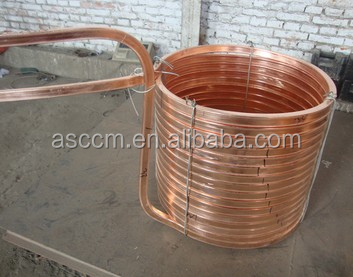 square copper pipe sizes tube in china