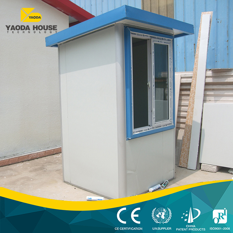 Pre Made Container House Security House