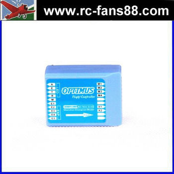 OPTIMUS Flight Controller_Economical Version for aircraft model hobbyists,