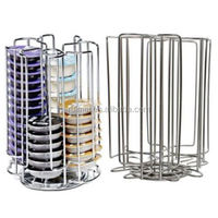 3 Tower Chrome Plating Coffee Pod