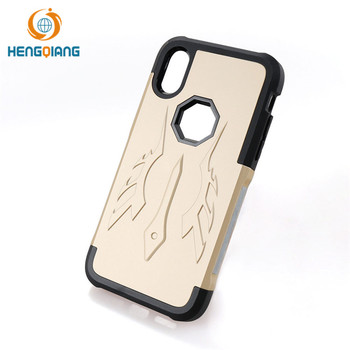 Smart Mobile Phone Bags Mobile Phone Cover for iPhone X Cases,Hot Selling Shockproof for iPhone X Case