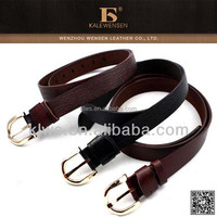 Wide fashion leather cell phone case belt loop