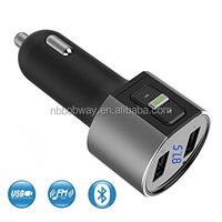 Bluetooth FM Transmitter Bluetooth receiver MP3 Player Wireless In-Car Stereo Radio Adapter Car Kit Hands Free Calling