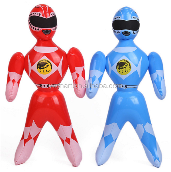 Wholesale custom PVC toys Inflatable various cartoon toys for children