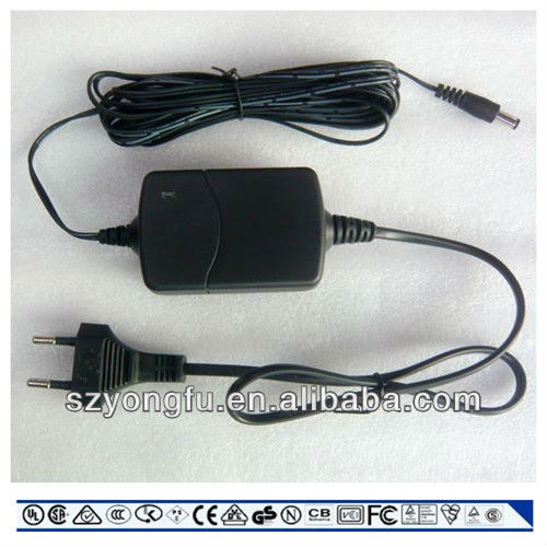 ac dc 12V 500mA led Power Adapte /Laptop power adapter