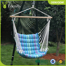 Chinese brand used outdoor hanging chair cushion