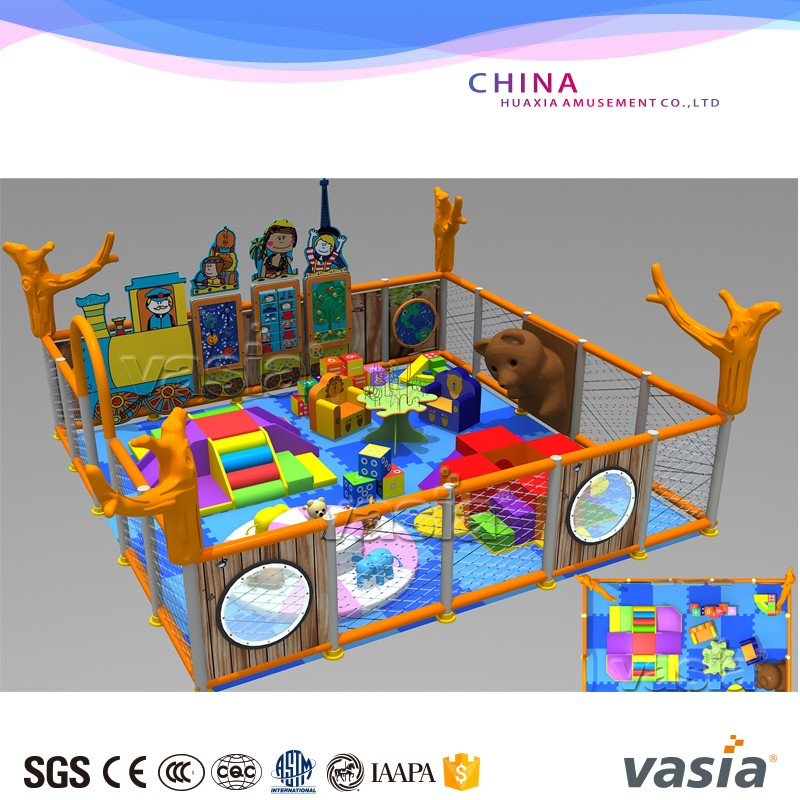 Kids playroom children commercial indoor playground equipment for home