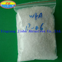 high quality white fused alumina raw material for grinding wheels