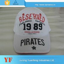 Wholesale china products floral baseball cap and hat