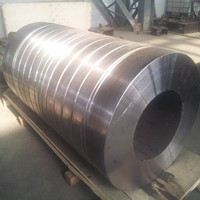 OEM Machined High Quality Heavy Duty Forged Sleeve Made In China